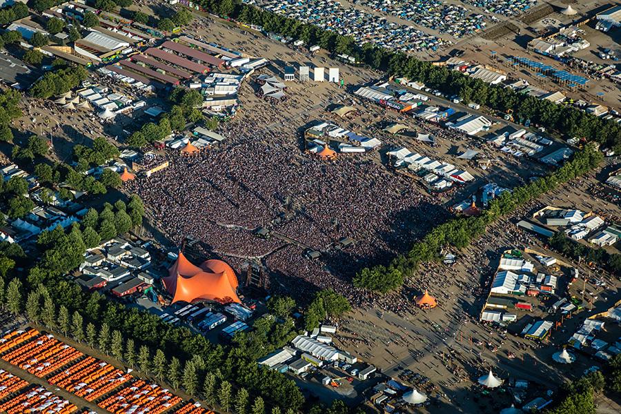 Roskilde Festival melder udsolgt af partoutbilletter