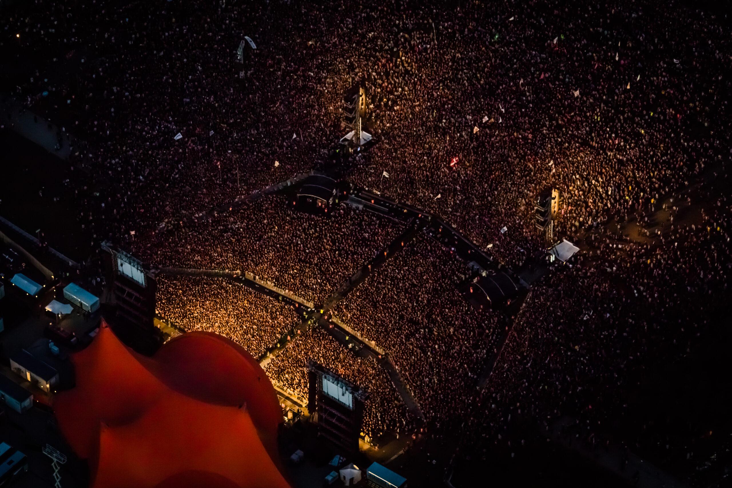 Alle 80.000 partoutbilletter til den 50. udgave af Roskilde Festival er nu solgt.